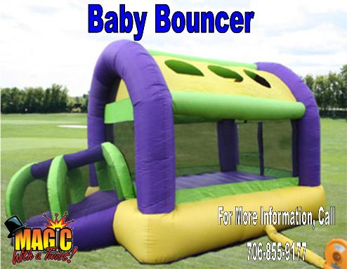 Baby Bouncer1 | Inflatable Rentals