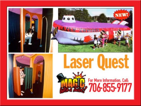 Laser Tag | Inflatable Rentals