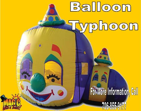 Balloon Typhoon | Inflatable Rentals