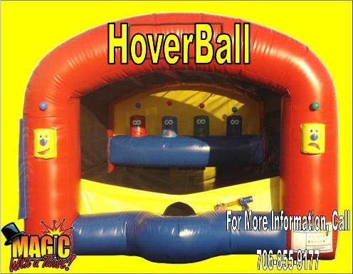 Hoverball4 | Inflatable Interactive Rental Games