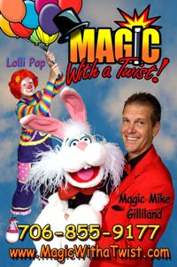 lolli pop & mike small poster | Home
